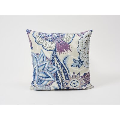 Zanzibar Linen Cotton Throw Pillow