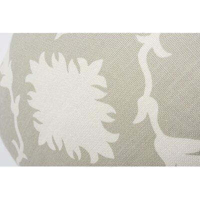 Garden of Persia Linen Throw Pillow