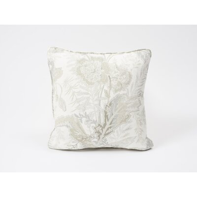 Sandoway Vine Linen Throw Pillow