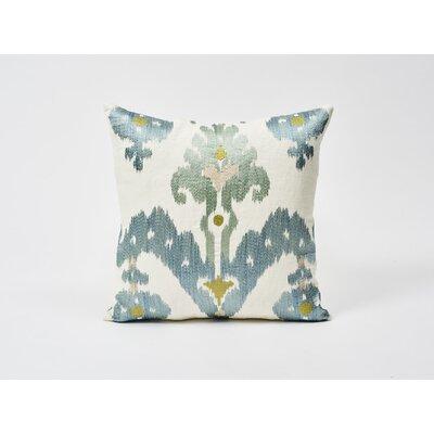 Raja Embroidery Throw Pillow