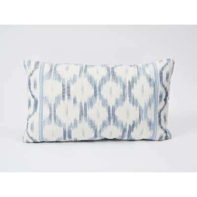 Santa Monica Ikat Throw Pillow