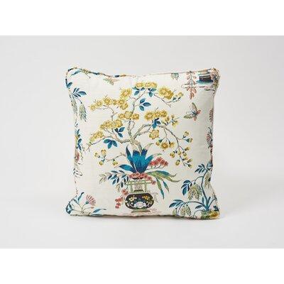 Ming Vase Throw Pillow