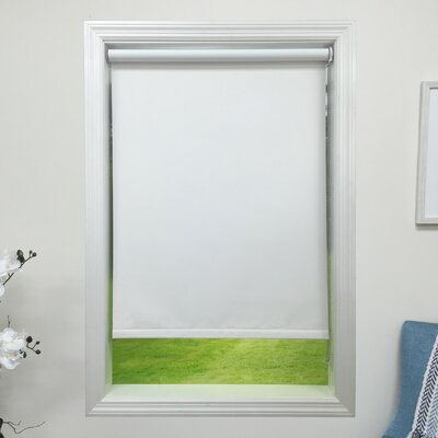 White Premium Blackout Roller Shade
