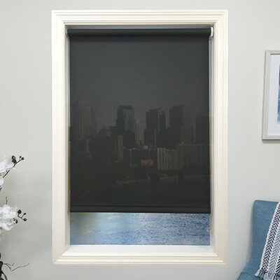 Charcoal Roller Shade