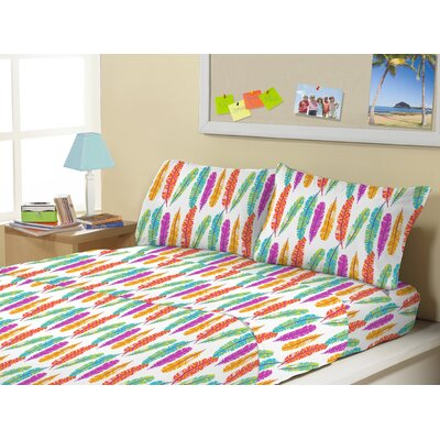 3 Piece Micki Bubblegum Kids Sheet Sets