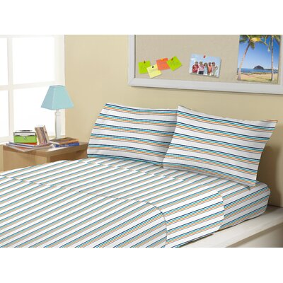 3 Piece Electric Bands Kids Sheet Sets