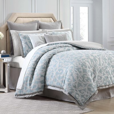 Legacy 4 Piece Comforter Set Size: King