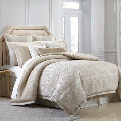 Bellissimo 4 Piece Comforter Set Size: California King
