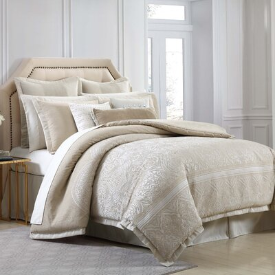 Bellissimo 4 Piece Duvet Set Size: California King