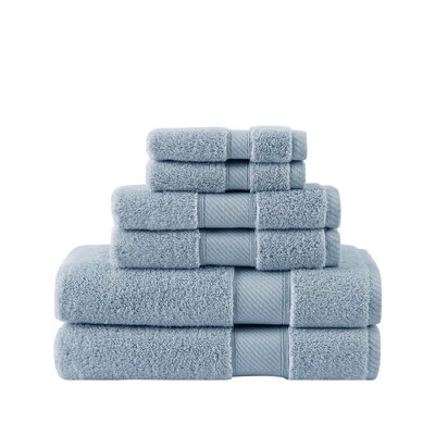 Classic Bath Towel Color: Skyway