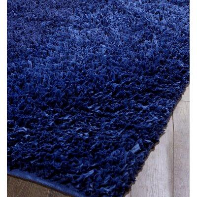 Blue Area Rug Rug Size: 3 x 5