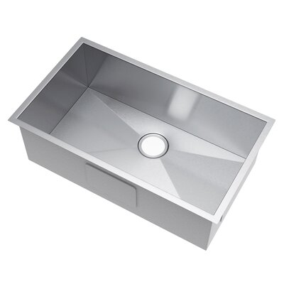 33 x 19 Undermount Kitchen Sink