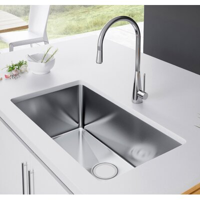 30 x 19 Undermount Kitchen Sink