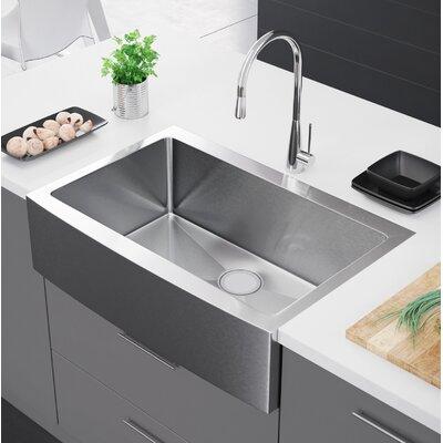 32.88 x 22 Farmhouse Kitchen Sink