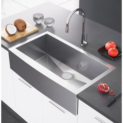 35.88 x 21 Farmhouse Kitchen Sink