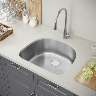 24 x 21 Undermount Kitchen Sink