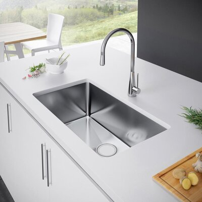 29 x 18 Undermount Kitchen Sink