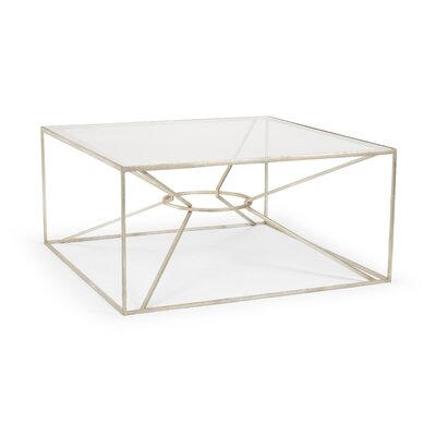 Emery Coffee Table Color: Silver