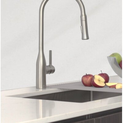 25 x 18 Single Bowl Undermount Kitchen Sink
