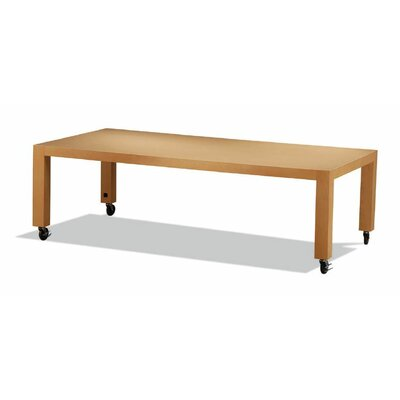 Rectangular Conference Table Size: 29 H x 108 W x 48 D