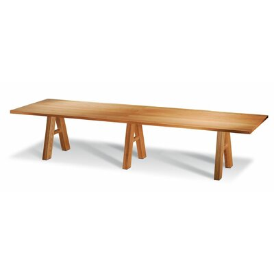 Rectangular Conference Table Size: 29 H x 144 W x 48 D