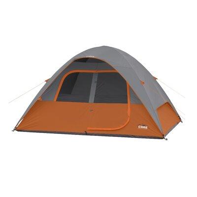 6 Person Dome Tent