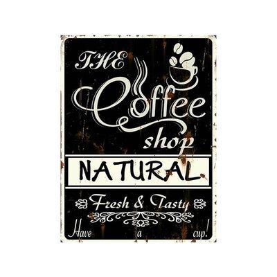 'The Coffee Shop' Textual Art WNPR5407 40567172