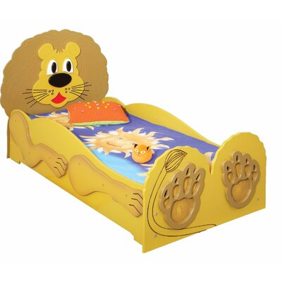 Lion Big Twin Bed