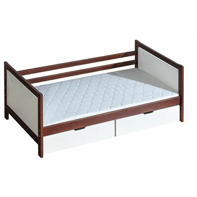 Trio Twin Convertible Toddler Bed