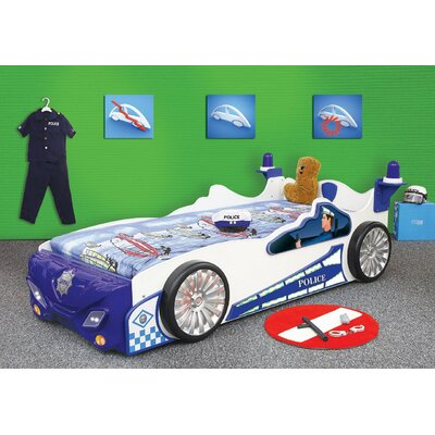Police Twin Car Bed