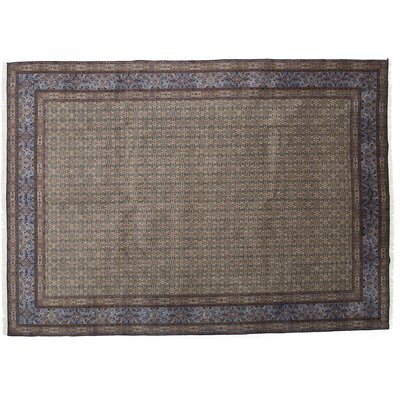 Mood Hand-Knotted Blue Area Rug