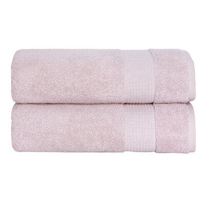 Super Soft Bath Towel Color: Powder