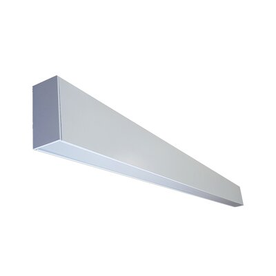 Direct/Indirect Linear LED High Bay Light Size: 4 H x 2 W x 96 L