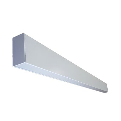 Direct/Indirect Linear High Bay Light Size: 4 H x 2 W x 96 L