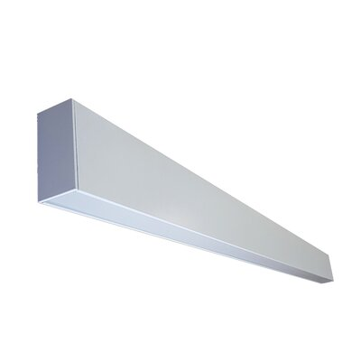 Direct Linear LED High Bay Size: 4 H x 2 W x 48 L