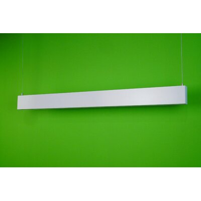 Direct Linear LED High Bay Light Size: 4 H x 2 W x 96 L