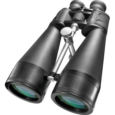30x80 X-trail Binoculars, Bak-4, MC,Green Lens with Braced-in Tripod Adapter