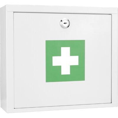 10.63 x 9.45 Surface Mount Medicine Cabinet