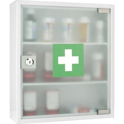 12.4 x 14.17 Surface Mount Medicine Cabinet