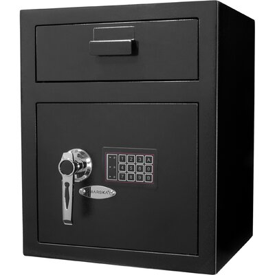 Keypad Lock Large Depository Safe Product Photo 7558