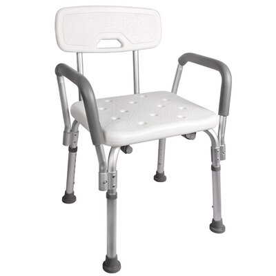 Adjustable Medical Shower Chair