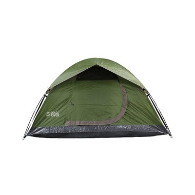 Glades 2 Person Tent Color: Olive/Beige