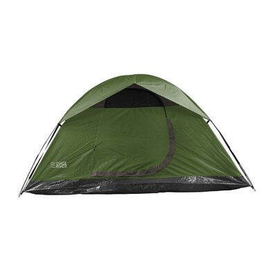 Glades 4-Person Tent Color: Olive/Beige