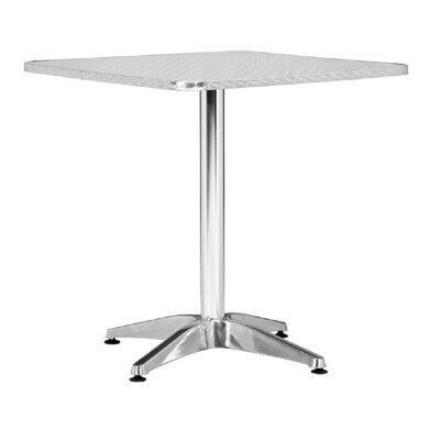 Whitmore Aluminum Dining Table