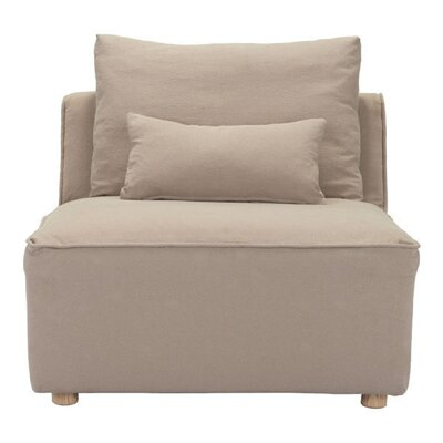 Trujillo Single Slipper Chair