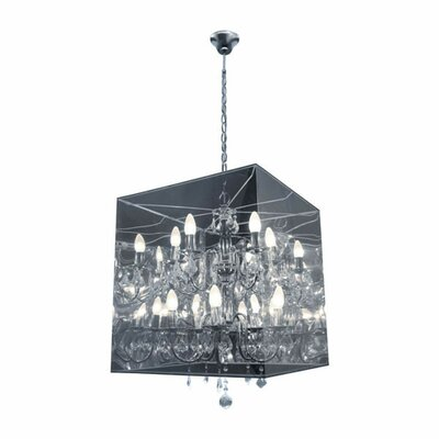Klass Candle Style Chandelier