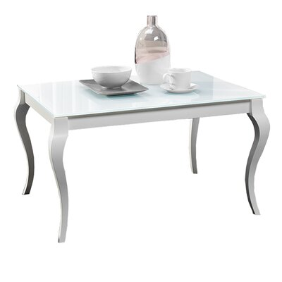 Bresso Coffee Table Finish: White