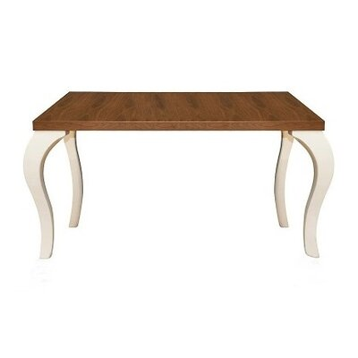 Belleza Coffee Table Base Finish: White