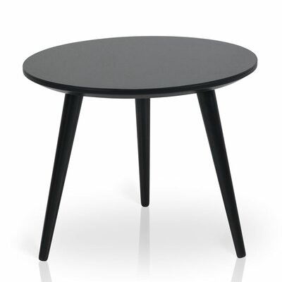 Conie Coffee Table Base Color: Black
