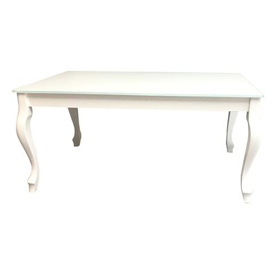 Percival Coffee Table Finish: White